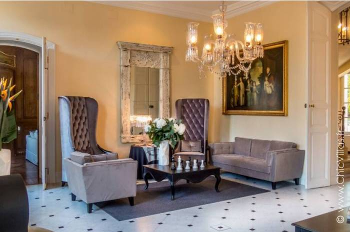 Exquisite Provence - Location villa de luxe - Provence / Cote d Azur / Mediterran. - ChicVillas - 4