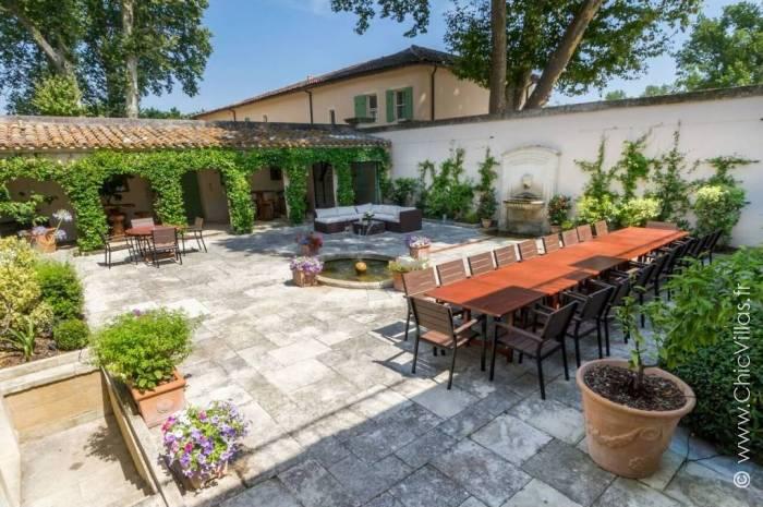 Exquisite Provence - Location villa de luxe - Provence / Cote d Azur / Mediterran. - ChicVillas - 9