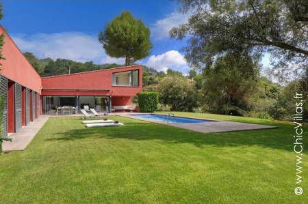 Rental villa in Spain, Family Catalonia