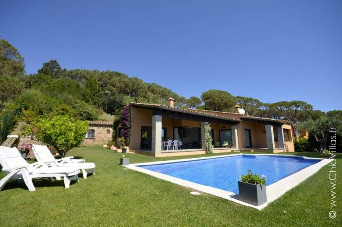 Farniente Costa Brava - Location villa de luxe - Catalogne (Esp.) - ChicVillas - 2