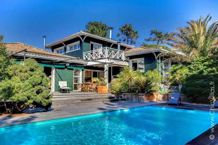 Ferret Cote Piscine - Luxury villa rental - Aquitaine and Basque Country - ChicVillas - 1