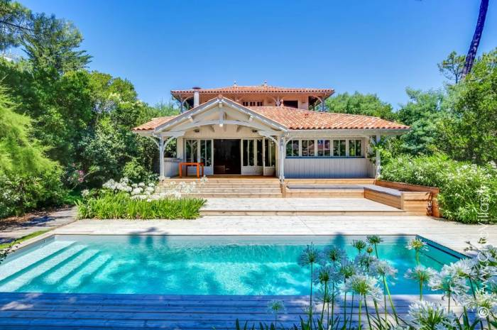 Cap Ferret Tropical - Luxury villa rental - Aquitaine and Basque Country - ChicVillas - 1