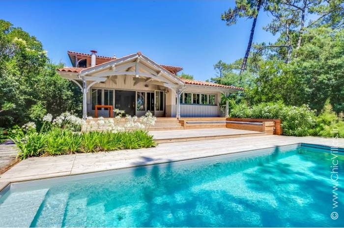Cap Ferret Tropical - Luxury villa rental - Aquitaine and Basque Country - ChicVillas - 19