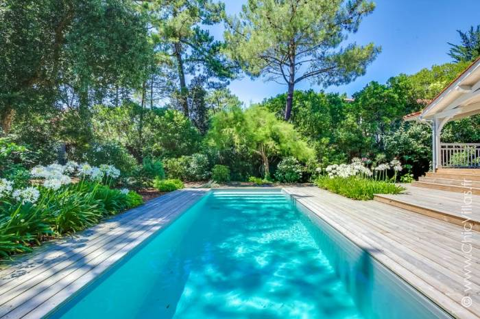 Cap Ferret Tropical - Luxury villa rental - Aquitaine and Basque Country - ChicVillas - 8