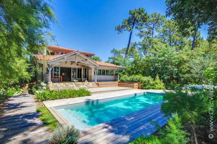 Cap Ferret Tropical - Luxury villa rental - Aquitaine and Basque Country - ChicVillas - 9