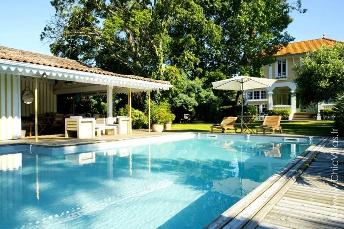 Location de villa de luxe et cabane typique du cap ferret - Hotel luxe cap ferret ...