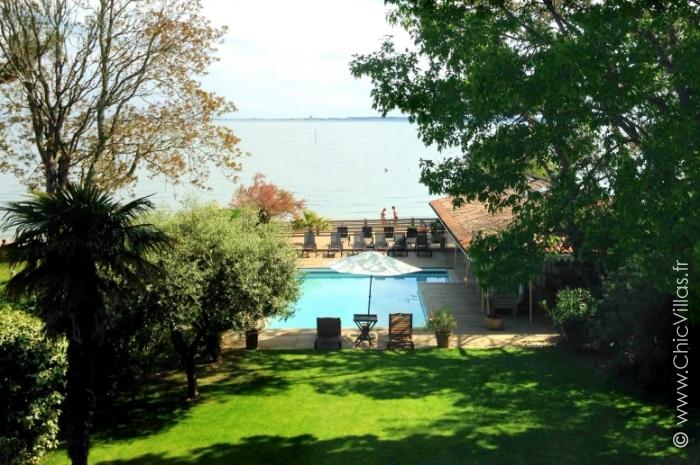location de villa de luxe et cabane typique du cap ferret With superior location villa cap ferret avec piscine 2 villa vue mer au cap ferret