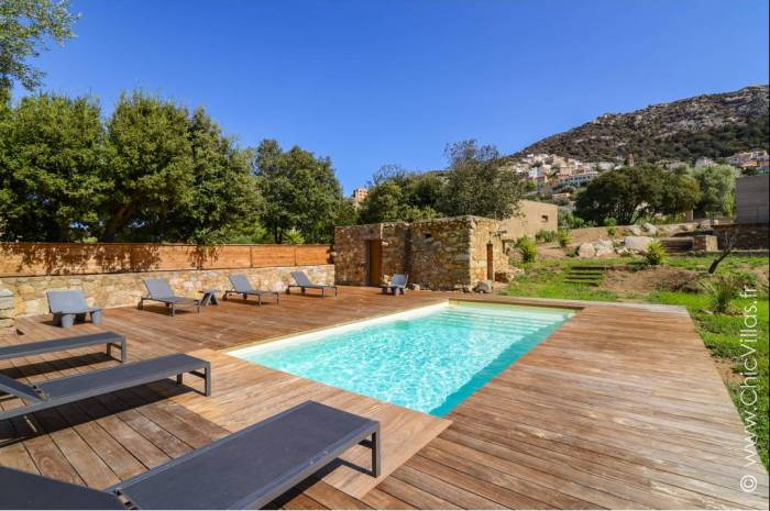 Entre Calvi et Balagne - Luxury villa rental - Corsica - ChicVillas - 16