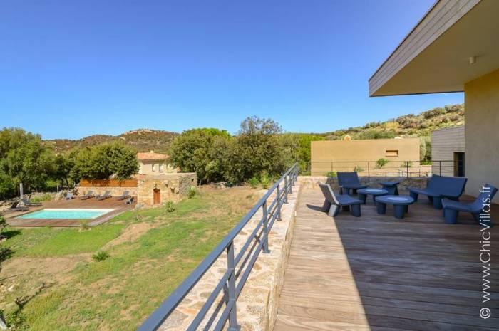 Entre Calvi et Balagne - Luxury villa rental - Corsica - ChicVillas - 17