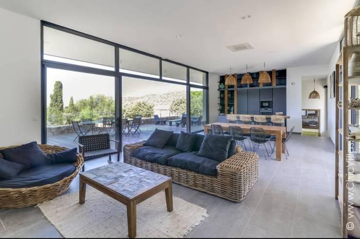 Entre Calvi et Balagne - Luxury villa rental - Corsica - ChicVillas - 6