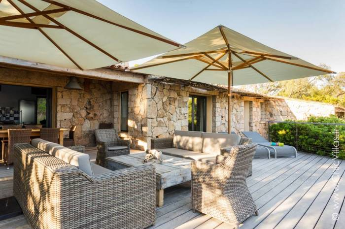 Golfe de Valinco - Luxury villa rental - Corsica - ChicVillas - 2
