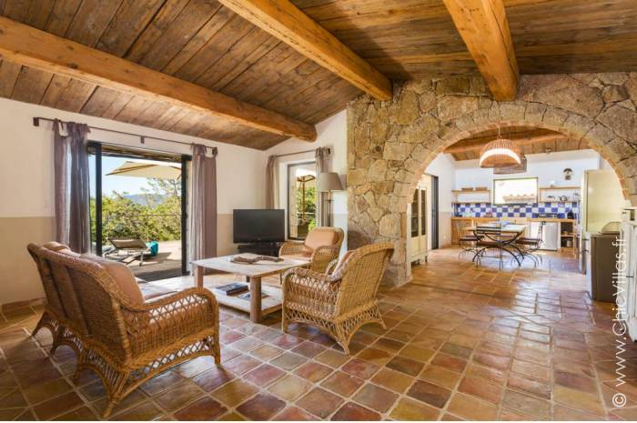 Golfe de Valinco - Luxury villa rental - Corsica - ChicVillas - 5