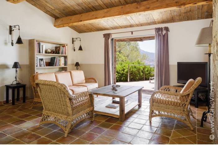 Golfe de Valinco - Luxury villa rental - Corsica - ChicVillas - 6