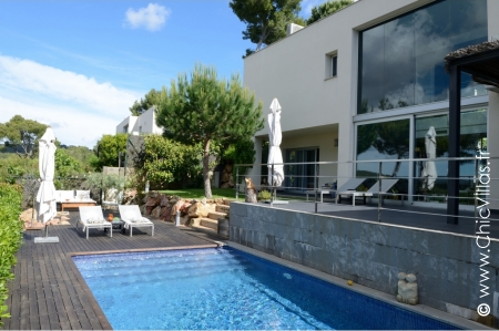 Green Costa Brava - Luxury villa rentals with a pool in Catalonia (Spain) | ChicVillas