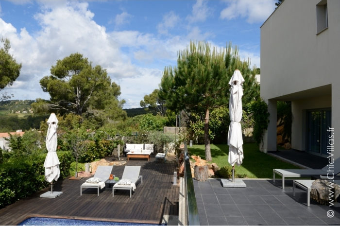 Green Costa Brava - Luxury villa rental - Catalonia (Sp.) - ChicVillas - 7