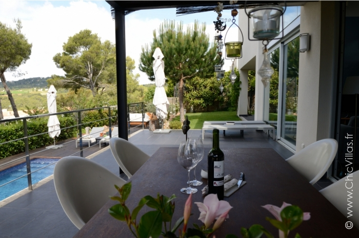 Green Costa Brava - Luxury villa rental - Catalonia (Sp.) - ChicVillas - 13
