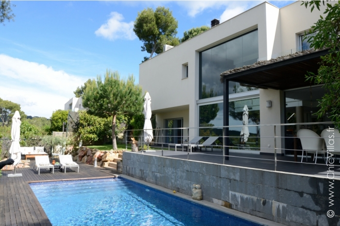 Green Costa Brava - Luxury villa rental - Catalonia (Sp.) - ChicVillas - 23
