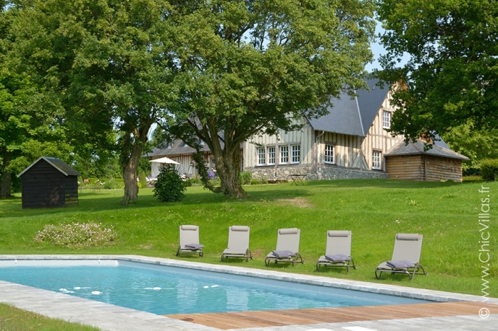 Greens and Golf - Luxury villa rental - Brittany and Normandy - ChicVillas - 8