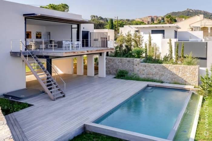 Horizon Calvi - Luxury villa rental - Corsica - ChicVillas - 22