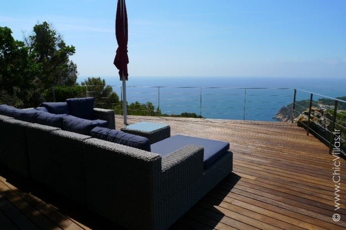 Horizon Costa Brava - Luxury villa rental - Catalonia (Sp.) - ChicVillas - 10