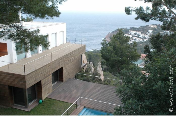Horizon Costa Brava - Luxury villa rental - Catalonia (Sp.) - ChicVillas - 2