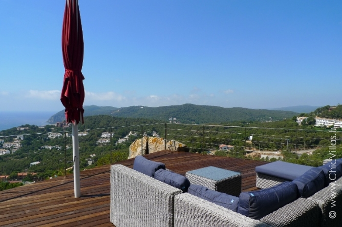 Horizon Costa Brava - Luxury villa rental - Catalonia (Sp.) - ChicVillas - 20
