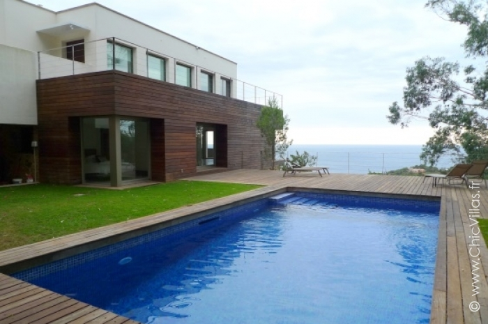 Horizon Costa Brava - Luxury villa rental - Catalonia (Sp.) - ChicVillas - 6