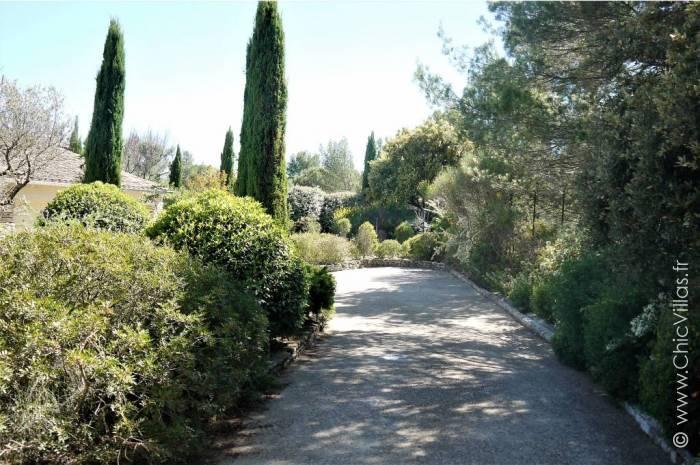 Idyllic Provence - Location villa de luxe - Provence / Cote d Azur / Mediterran. - ChicVillas - 31