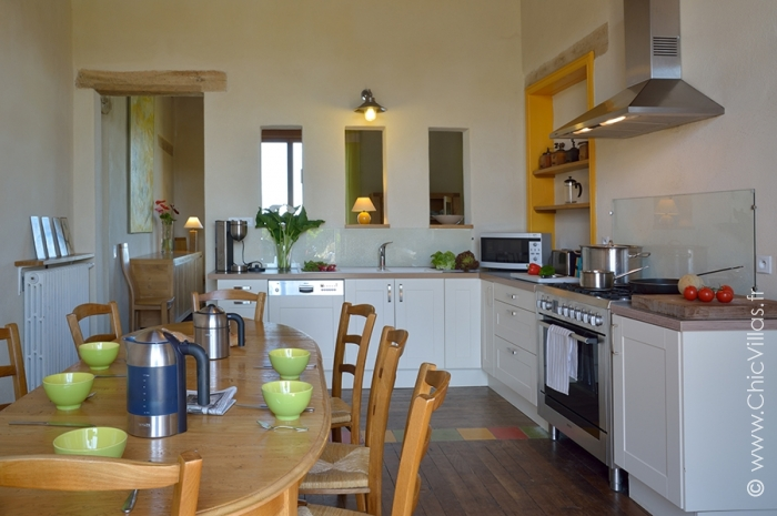 Krugen - Luxury villa rental - Brittany and Normandy - ChicVillas - 9