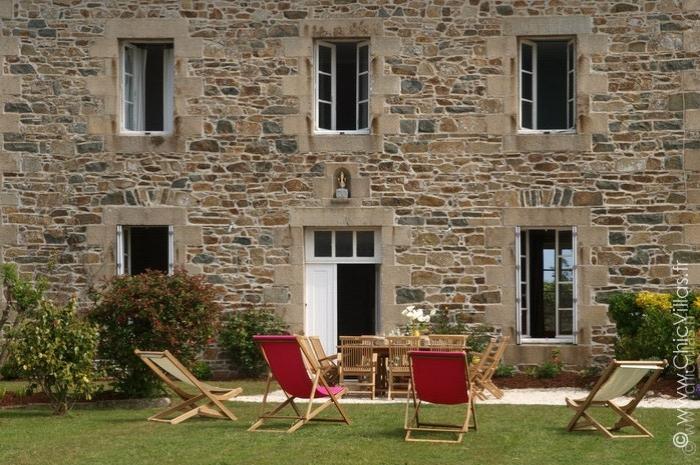 La Maison des Soeurs - Location villa de luxe - Bretagne / Normandie - ChicVillas - 1
