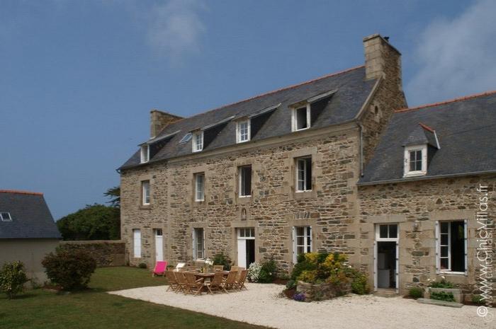 La Maison des Soeurs - Location villa de luxe - Bretagne / Normandie - ChicVillas - 4