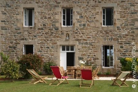 La Maison des Soeurs - Luxury villa rentals by the sea in Brittany and Normandy | ChicVillas