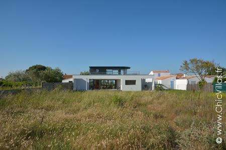 Location villa de charme direct plage à Oléron