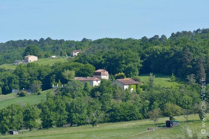 Louer villa de charme en Dordogne