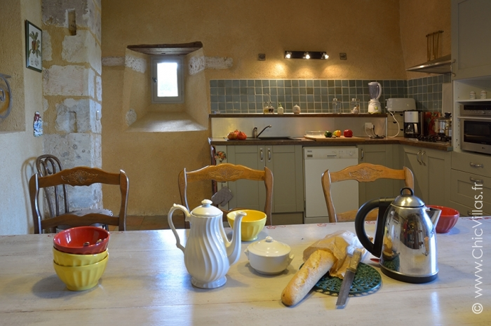 La Perigourdine - Luxury villa rental - Dordogne and South West France - ChicVillas - 11