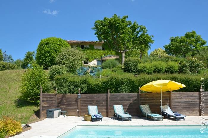 La Perigourdine - Luxury villa rental - Dordogne and South West France - ChicVillas - 2