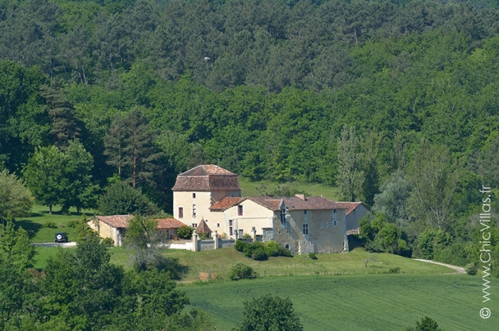 La Perigourdine - Luxury villa rental - Dordogne and South West France - ChicVillas - 20