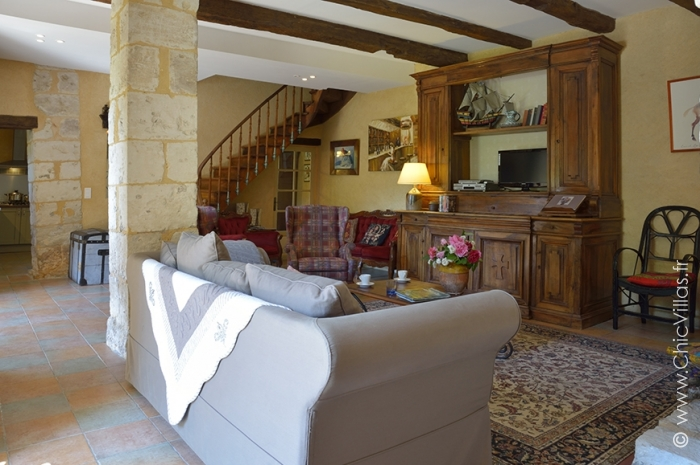 La Perigourdine - Luxury villa rental - Dordogne and South West France - ChicVillas - 4