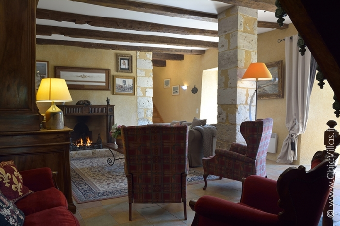 La Perigourdine - Luxury villa rental - Dordogne and South West France - ChicVillas - 5
