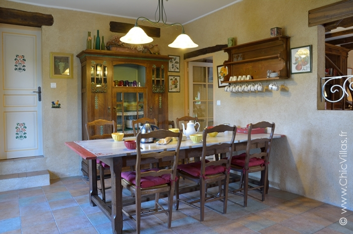La Perigourdine - Luxury villa rental - Dordogne and South West France - ChicVillas - 9