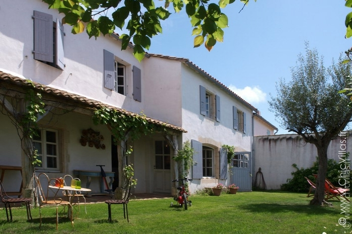 La Reposee - Luxury villa rental - Vendee and Charentes - ChicVillas - 18