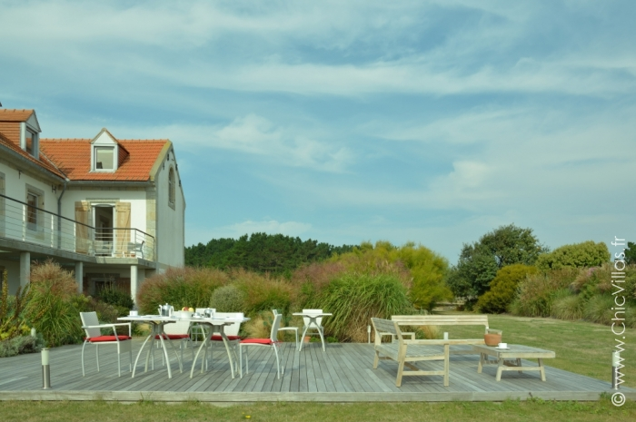 La Vigie - Luxury villa rental - Brittany and Normandy - ChicVillas - 10