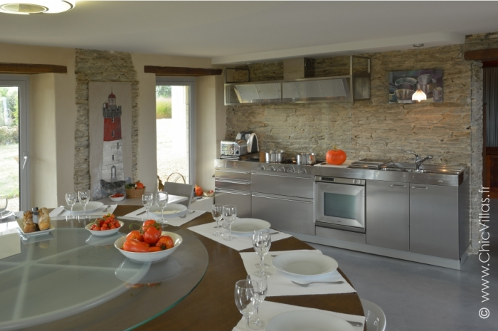 La Vigie - Luxury villa rental - Brittany and Normandy - ChicVillas - 7