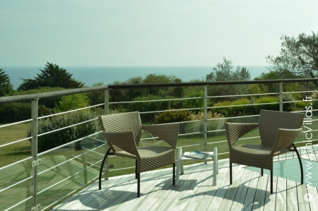 La Vigie - Luxury villa rentals with stunning views in Brittany and Normandy | ChicVillas