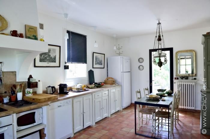 Lavandes du Luberon - Location villa de luxe - Provence / Cote d Azur / Mediterran. - ChicVillas - 10