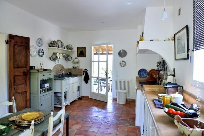 Lavandes du Luberon - Location villa de luxe - Provence / Cote d Azur / Mediterran. - ChicVillas - 11