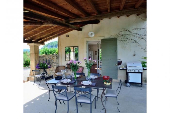 Lavandes du Luberon - Location villa de luxe - Provence / Cote d Azur / Mediterran. - ChicVillas - 12