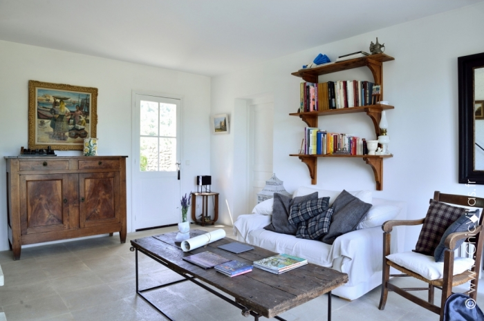 Lavandes du Luberon - Location villa de luxe - Provence / Cote d Azur / Mediterran. - ChicVillas - 17