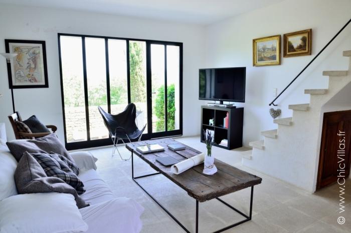 Lavandes du Luberon - Location villa de luxe - Provence / Cote d Azur / Mediterran. - ChicVillas - 18