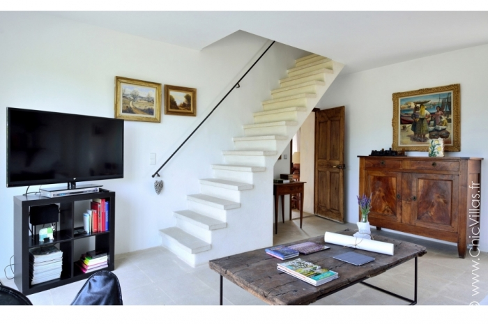 Lavandes du Luberon - Location villa de luxe - Provence / Cote d Azur / Mediterran. - ChicVillas - 19
